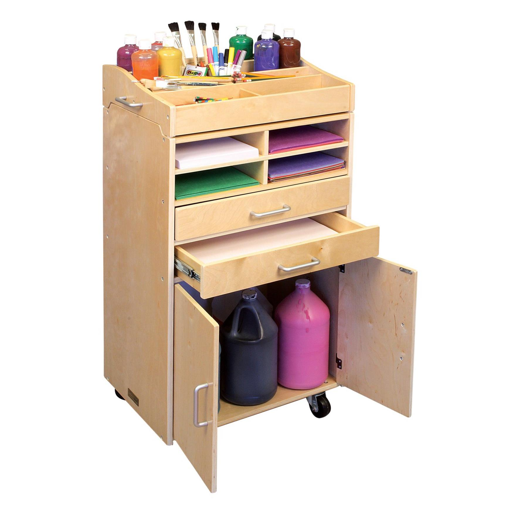 Furniture For Cheap Online: Cheap Craft Room Storage And Organization Furniture Ideas