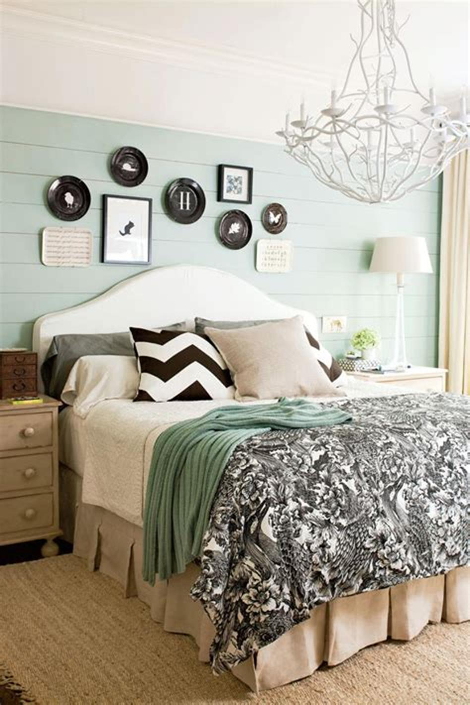 45 Beautiful Master Bedroom Bedding Ideas 2019 42 ...