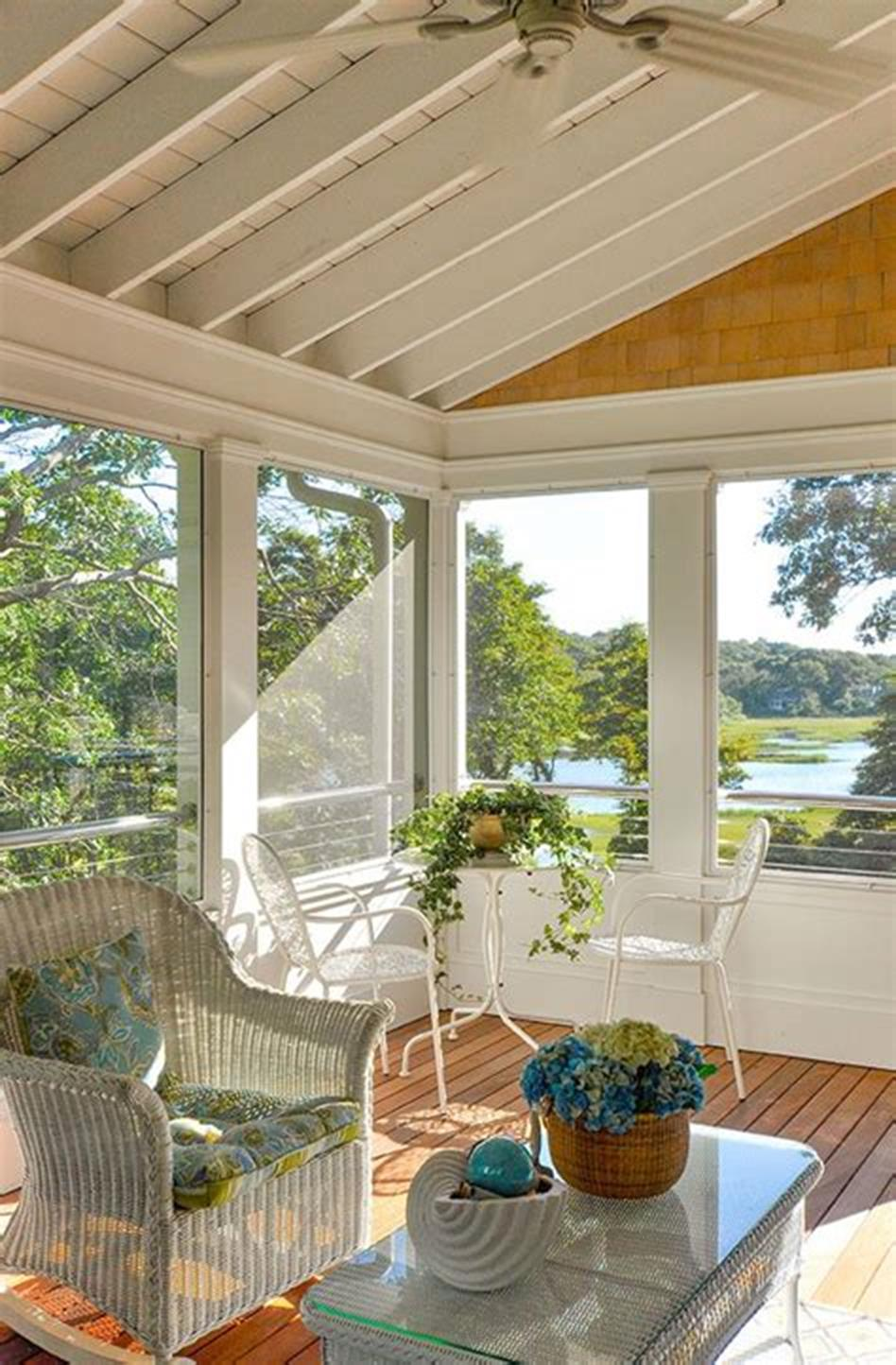 40 Best Screened Porch Design and Decorating Ideas On ...